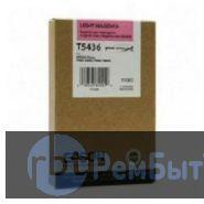 Картридж Epson T5436 со светло-пурпурными чернилами