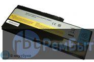 Аккумуляторная батарея L09C4P01 для ноутбука Lenovo IdeaPad U350 14.8V 2400mAh черная